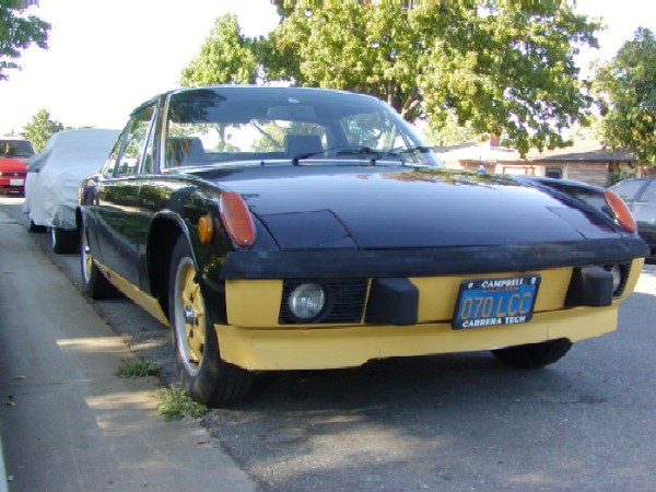 The 1974 Porsche 914 Limited Edition