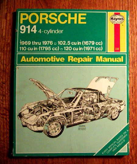 porsche 930 workshop manual pdf
