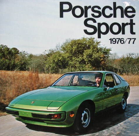 Porsche Sport 1976/77 Joe Rusz
