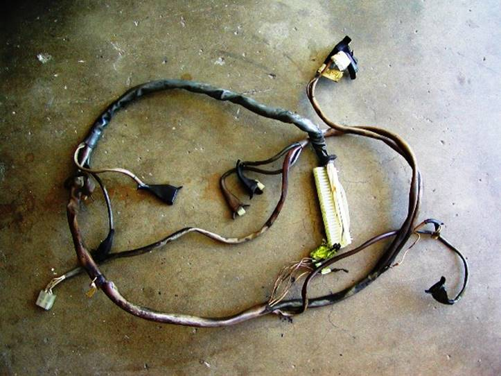 Replacement Porsche 914 Wiring Harnesses | Porsche 914 Wiring Harness |  | bowlsby.net